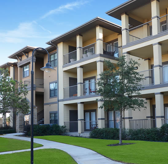 San Francisco Flats For Rent: Palomino Apartments In San Antonio, Texas