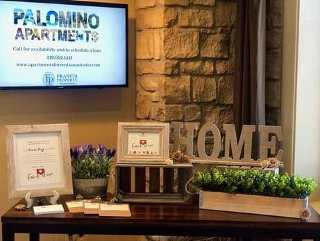 Palomino Apartments in San Antonio, Texas