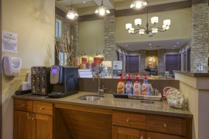 1 Bedroom Apartments For Rent in San Antonio, TX - Clubhouse Coffee Bar