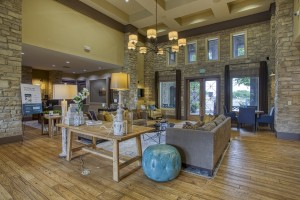 1 Bedroom Apartments For Rent in San Antonio, TX - Clubhouse Lobby (2)
