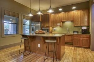 1 Bedroom Apartments in San Antonio, TX - Clubhouse Kitchen