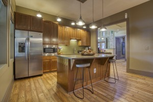 1 Bedroom Apartments in San Antonio, TX - Clubhouse Kitchen (3)