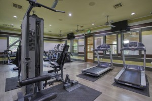 1 Bedroom Apartments in San Antonio, TX - Fitness Center