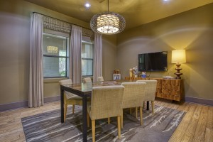 Two Bedroom Apartments in San Antonio, TX - Clubhouse Dining and Conference Area