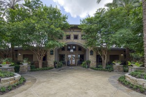 Two Bedroom Apartments in San Antonio, TX - Clubhouse Entrance