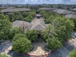 One Bedroom Apartments in San Antonio, TX - Aerial View (4)