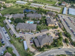 One Bedroom Apartments in San Antonio, TX - Aerial View (6)