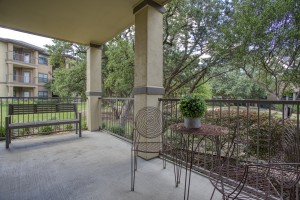 1 Bedroom Apartments For Rent in San Antonio, TX - Apartment Patio