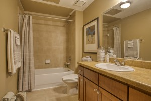2 Bedroom Apartments For Rent in San Antonio, TX - Model Bathroom