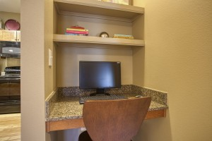 2 Bedroom Apartments For Rent in San Antonio, TX - Model Desk Nook