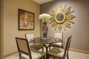 2 Bedroom Apartments For Rent in San Antonio, TX - Model Dining Room