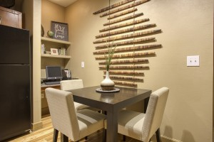 2 Bedroom Apartments For Rent in San Antonio, TX - Model Dining Room (2)